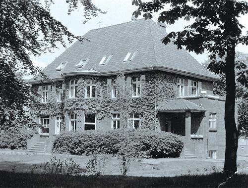 Gutshaus Hinschendorf 1960